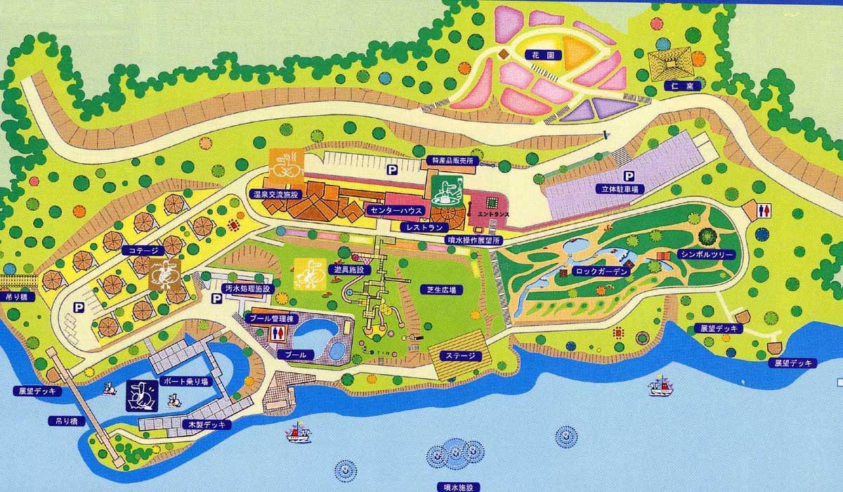 石峠レイクランド(宮崎県西郷村...