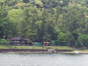 宮崎県高原町御池キャンプ場
